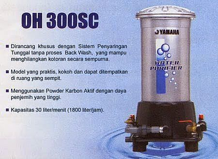 Filter Air Yamaha OH 300SC