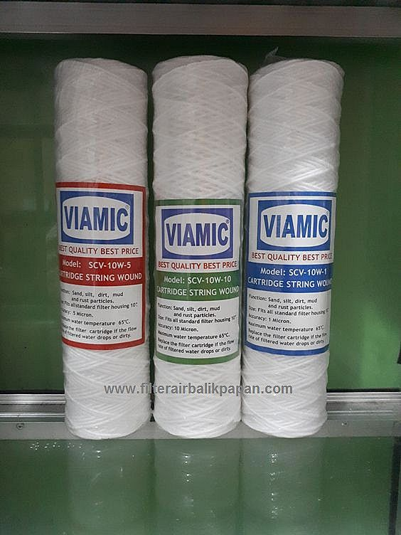 Filter Cartridge Benang 10